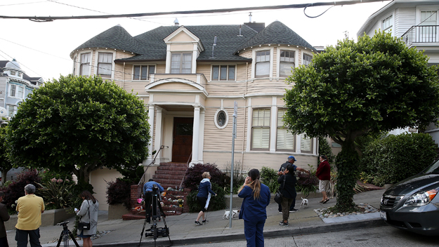 L.A. Woman Suspected In Arson At 'Mrs. Doubtfire' Home