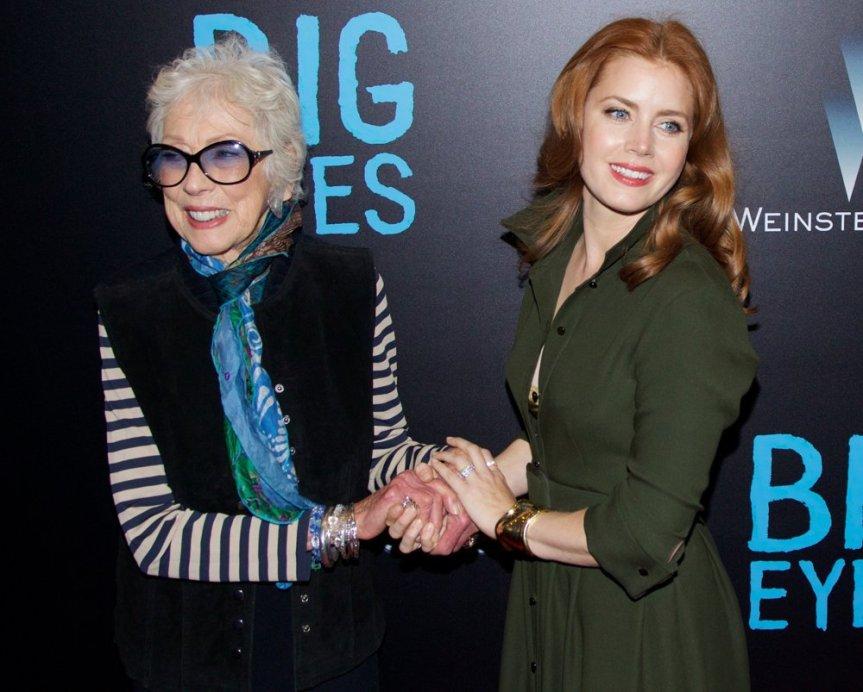 The Woman Behind 'Big Eyes' Speaks On Her Life Story:Video