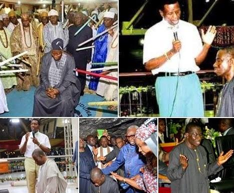 gej ritual prayers win election