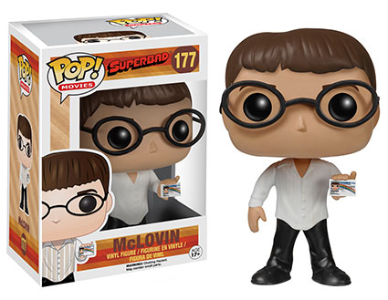 Pop! Movies Superbad McLovin