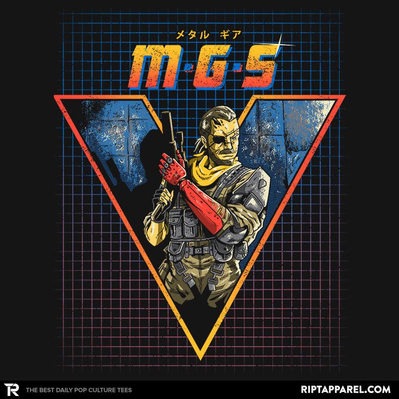 MGS V