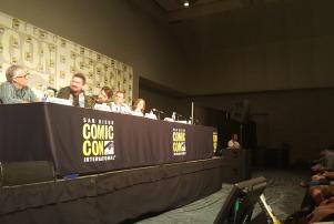 Outcast Panel Comic Con