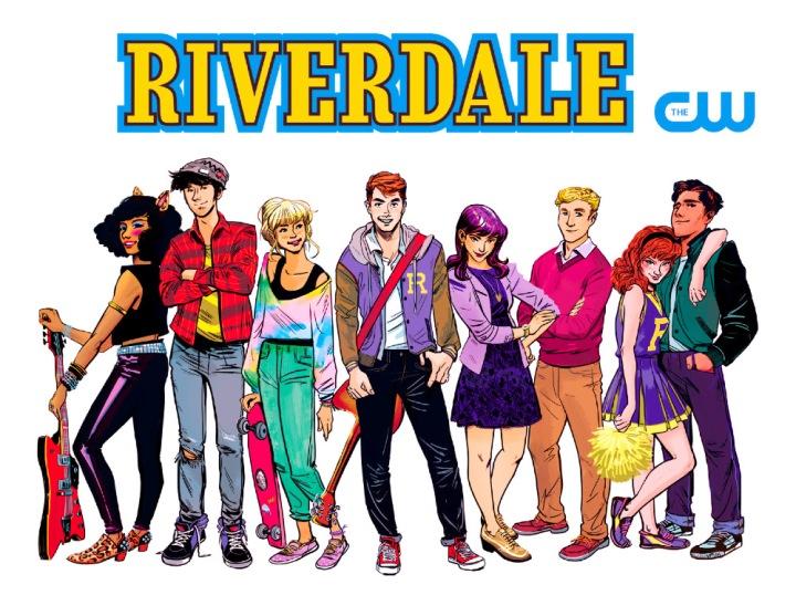 Riverdale Concept Artwork by Veronica Fish