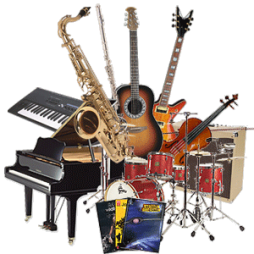 multi-musical-instruments