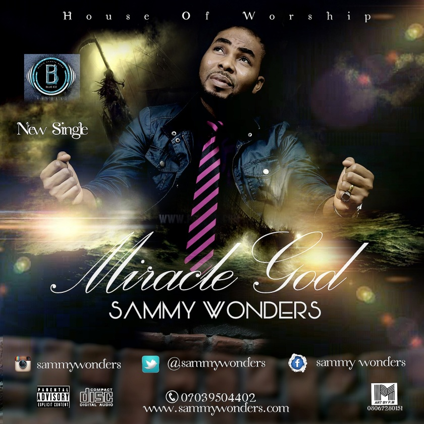 Sammy Wonder Miracle God Art Work