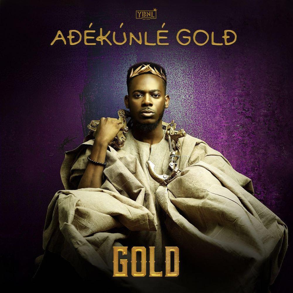 adekunle-gold-gold-album