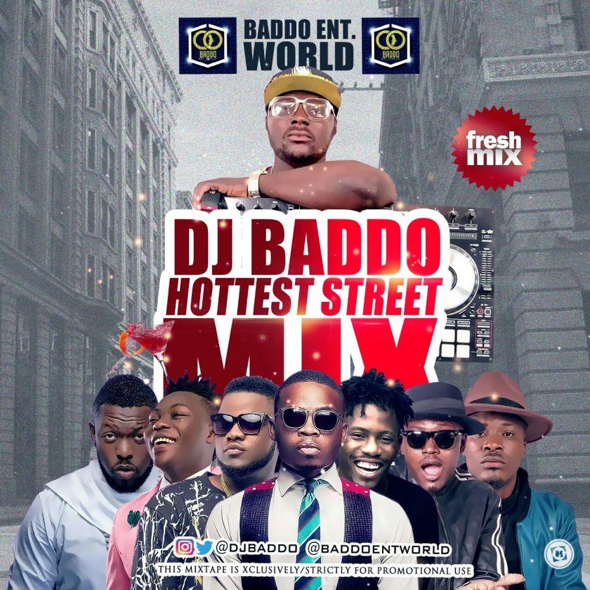Dj Baddo Hottest Street Mix.jpg