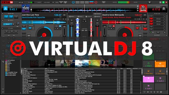 Virtual DJ Pro 8 Image