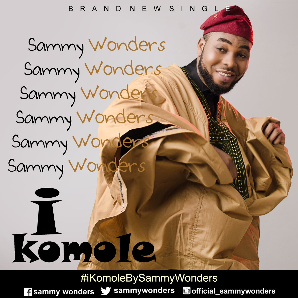 Gospel: Sammy Wonders – I komole (Prod. By DSmart)
